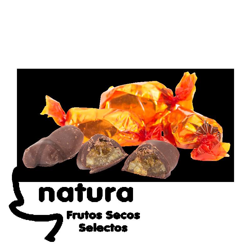 Gajo de Naranja con Chocolate