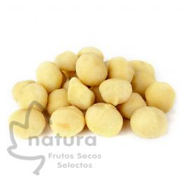 Macadamias Crudas Ecológicas