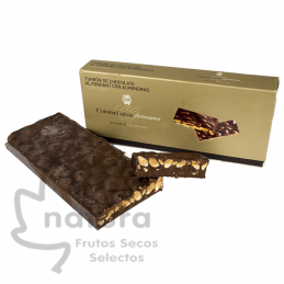 Turrón de Chocolate al...