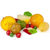 Frutas Confitadas